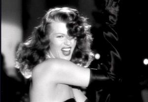 Rita Hayworth, em Gilda (1946).
