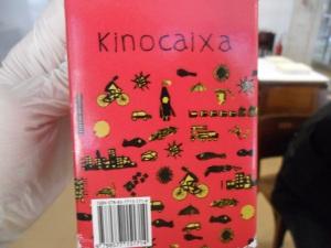 Kinocaixa (Kinolivros), de  Mariana Zanetti.