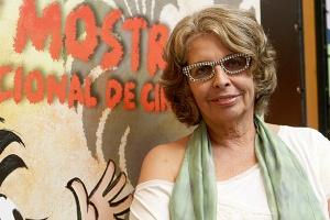 Lucia Murat Filme: Uma Longa Viagem Local: Cine Sesc Data: 28/10/2011 Foto: Aline Arruda / Agência Foto